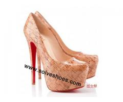 Christian Louboutin shoes on promote of administer is usually a nice choice